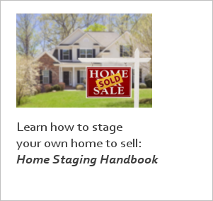 home staging handbook cover